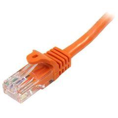 Cavo di rete CAT 5e Arancio 1m