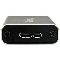 Box mSATA in alluminio USB 3.1