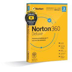 Norton 360 Deluxe 3 Dev - 25GB - IT BOX