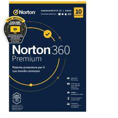 Norton 360 Premium 10 Dev - 75GB - IT BOX