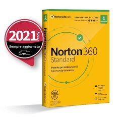 Norton 360 Standard 1 Dev - 10GB - IT BOX