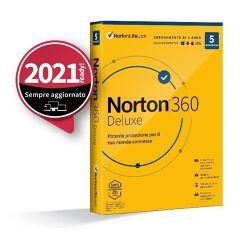 Norton 360 Deluxe 5 Dev - 50GB - IT BOX
