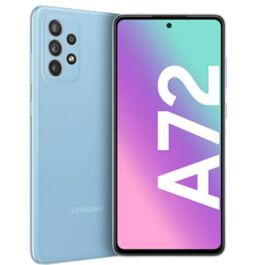 SAMSUNG GALAXY A72 BLUE TIM