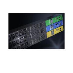ActiPower - METERED - monofase, 32A - 36xC13 + 6xC19 - cavo l.3metri, spina IEC 60309 - Nero