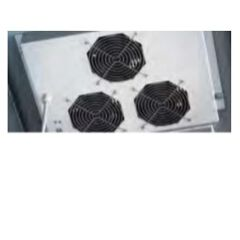 4 FAN VENT W/THERMOSTAT ROOF