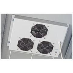 3 FAN VENT W/THERMOSTAT ROOF