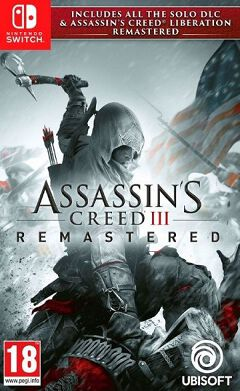 AC 3   AC LIBERATION REMASTER