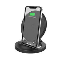 PrimePro 15W Caricatore Wireless- Nero