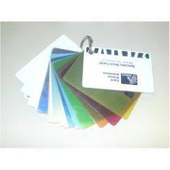 CARD PVC BIANCHE CON SPAZIO FIRMA